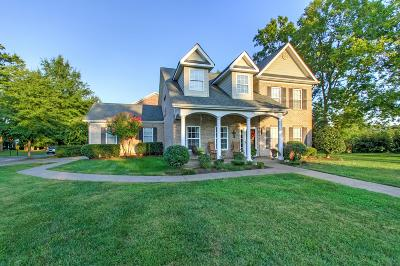 Franklin Single Family Home For Sale: 1057 Lewisburg Pike