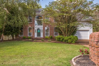 Thompsons Station Single Family Home Under Contract - Showing: 2737 Douglas Ln