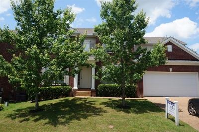 Spring Hill Single Family Home Under Contract - Showing: 2959 Burtonwood Dr