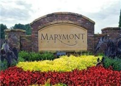 Murfreesboro Residential Lots & Land For Sale: 4440 Marymont Springs Boulevard