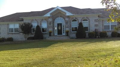 Spring Hill Single Family Home For Sale: 612 Natalie Ln