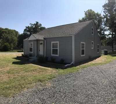 Shelbyville Single Family Home For Sale: 501 Lewis Ave