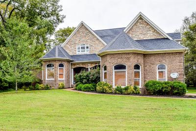 Sumner County Single Family Home For Sale: 1011 Shimmering Way