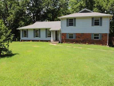 Smyrna Single Family Home For Sale: 107 Edison Cir