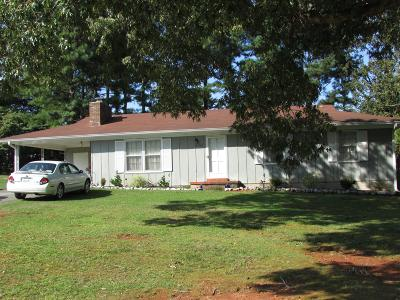 Lawrenceburg Single Family Home For Sale: 1706 Deer Hollow Dr