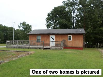 Lawrenceburg Single Family Home For Sale: 54 Smith Rd