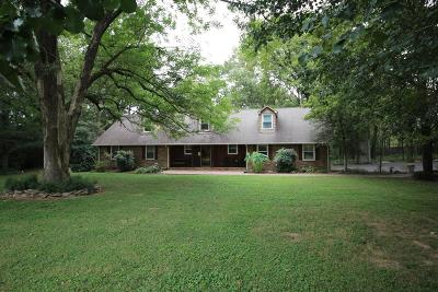 Smyrna Single Family Home For Sale: 645 Stewart Valley Dr