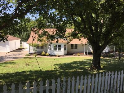 Rutherford County Single Family Home For Sale: 9509 Big Springs Rd