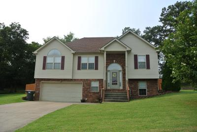 Clarksville Single Family Home For Sale: 248 Cheshire Road