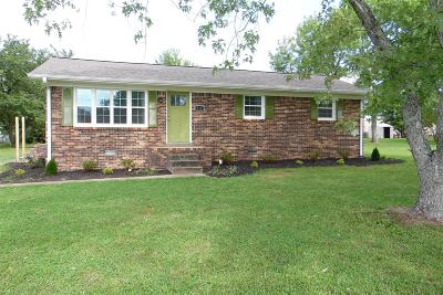 Loretto TN Single Family Home For Sale: $104,900