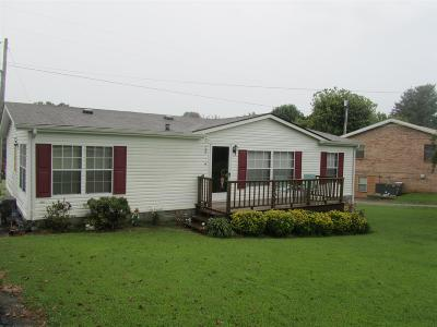Robertson County Single Family Home For Sale: 4509 Lahr Rd