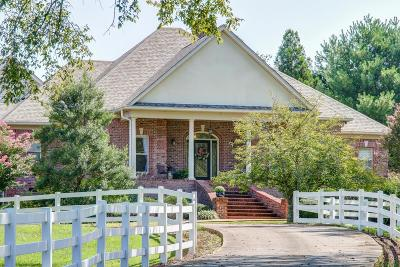 Sumner County Single Family Home For Sale: 750 Upper Station Camp Crk Rd