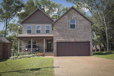Gallatin Single Family Home For Sale: 450 Marble Ct
