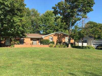 Christian County Single Family Home For Sale: 1117 Black Oak Lane