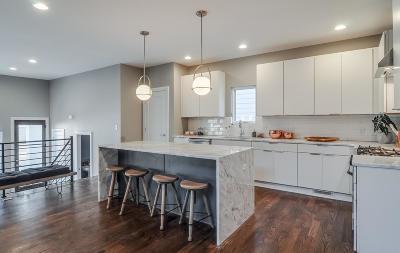 Nashville Single Family Home For Sale: 914 B Acklen Ave