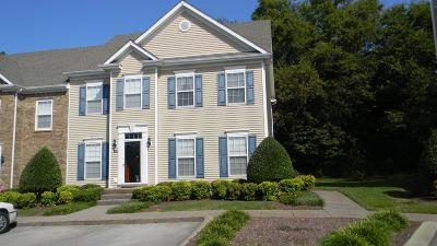 Thompsons Station  Rental Under Contract - Not Showing: 207 Newport Meadows Circle #207