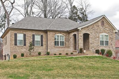 Goodlettsville Single Family Home For Sale: 36 Copper Creek Drive