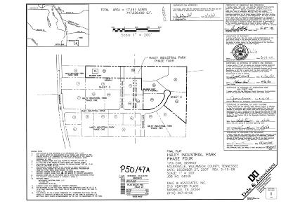 Williamson County Residential Lots & Land For Sale: 7238 Haley Industrial Dr.