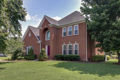 Franklin Single Family Home For Sale: 4103 Jensome Lane