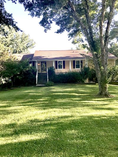 Davidson County Single Family Home For Sale: 8451 Highway 70