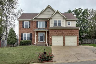 Brentwood Single Family Home For Sale: 4752 Potomac Ln