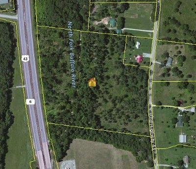 Summertown Residential Lots & Land For Sale: Highway 43 N