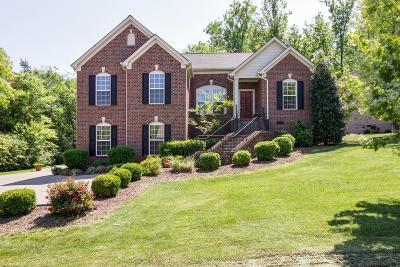 Nashville Single Family Home For Sale: 1305 Burton Valley Rd