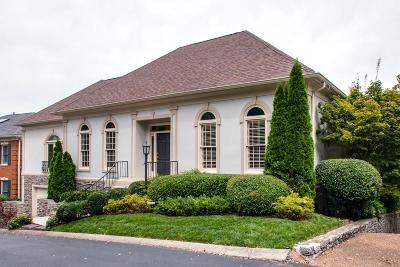 Nashville Single Family Home For Sale: 215 Burlington Place