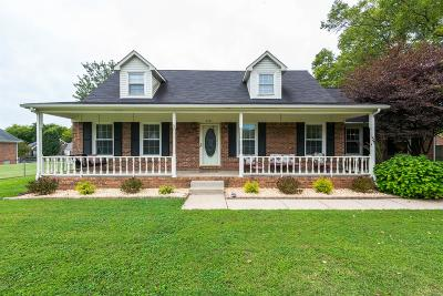 Single Family Home Sold: 2151 Berkshire Ln