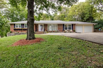 Nashville Single Family Home Under Contract - Showing: 634 W Nocturne Dr