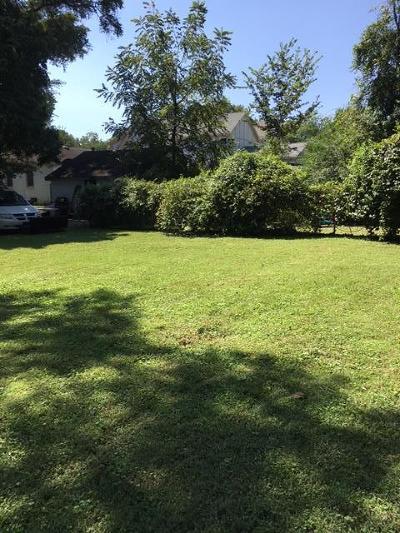 Nashville Residential Lots & Land For Sale: 1010 Grandview Dr