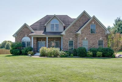 Springfield Single Family Home For Sale: 3003 Burts Xing