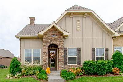 Gallatin Single Family Home For Sale: 254 Glennister Ct