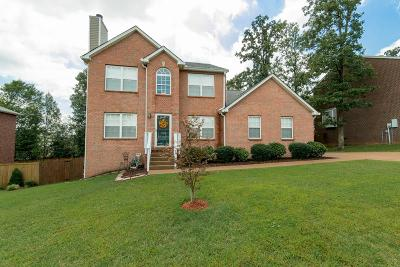 Mount Juliet Single Family Home Under Contract - Showing: 7028 Timber Oak Dr