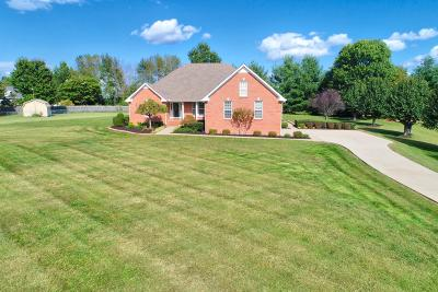 White House Single Family Home For Sale: 714 Tyree Springs Rd