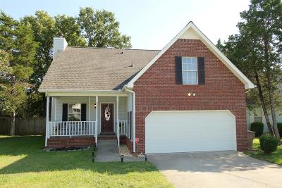 Antioch Single Family Home Under Contract - Showing: 1713 Greenhart Ct