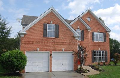 Mount Juliet Single Family Home For Sale: 2404 Betsy Ross Dr