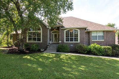 Hendersonville Single Family Home For Sale: 513 Jones Ln