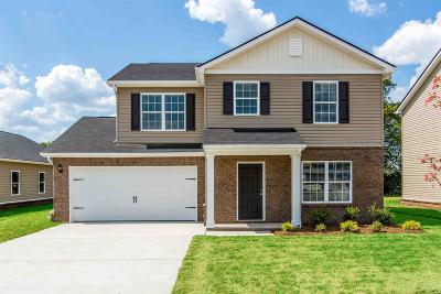 Rutherford County Single Family Home For Sale: 3607 Pitchers Ln