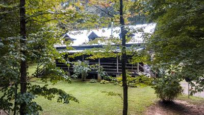 Nunnelly Single Family Home For Sale: 4597 Bell Branch Rd