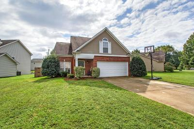 Spring Hill Single Family Home Under Contract - Showing: 410 Creekside Ln