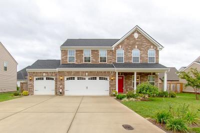 Murfreesboro Single Family Home For Sale: 2643 Apple Cross Court