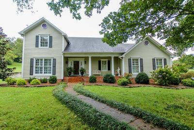 Shelbyville Single Family Home For Sale: 1175 Narrows Rd