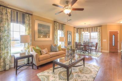 Gallatin Single Family Home For Sale: 2023 Westburn Pvt Lane, Lot #21