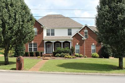 Nolensville Single Family Home For Sale: 991 Dortch Ln