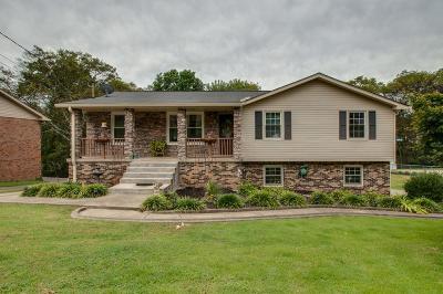 Hendersonville Single Family Home For Sale: 116 Elissa Dr