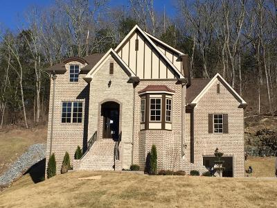 Brentwood Single Family Home For Sale: 6339 Wildwood Dr