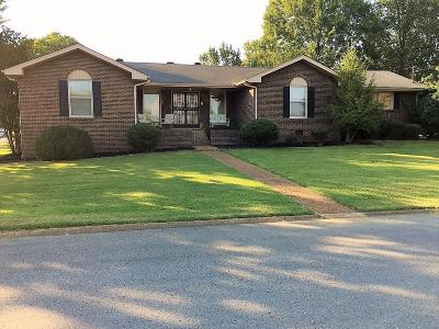 Madison Single Family Home For Sale: 1253 Shawnee Rd
