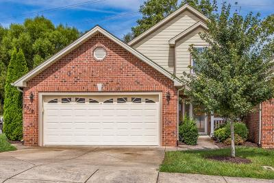 Spring Hill TN Single Family Home Under Contract - Showing: $224,000