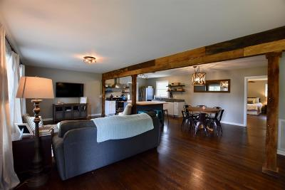 Nashville Single Family Home For Sale: 4912 Montclair Dr
